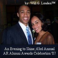 An Evening to Shine; the 63rd Annual Arkansas Alumni Awards Celebration 2007